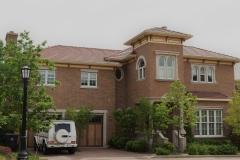 01 Ceramic Tile Roof_ 1251 Dempster St._ Evanston