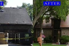 03 Metal Tile Roof_ 2055 N. Chestnut Ave._ Arlington Heights before after