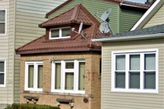 Metal Tile Roof_ 452 E. 90th St._ Chicago