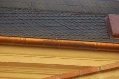 copper gutter 1