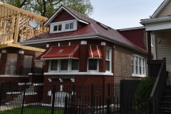 Metal Shingle Roof_ 7419 S Sangamon_ Chicago b