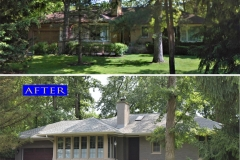 04 Asphalt Shingle Roof_ 21 Cedar Ln._ Lincolnshire before after