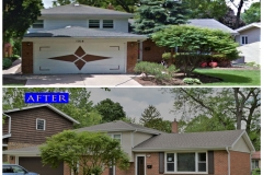 Asphalt Shingle Roof_ 1314 N. Chestnut_ Arlington Heights before after