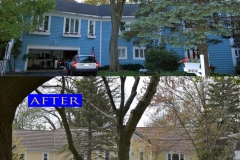 06 Siding_ 928 Beaver Lane_ Glenview before after
