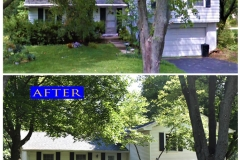 Vinyl Siding_ 26W506 Blair_ Winfield before after