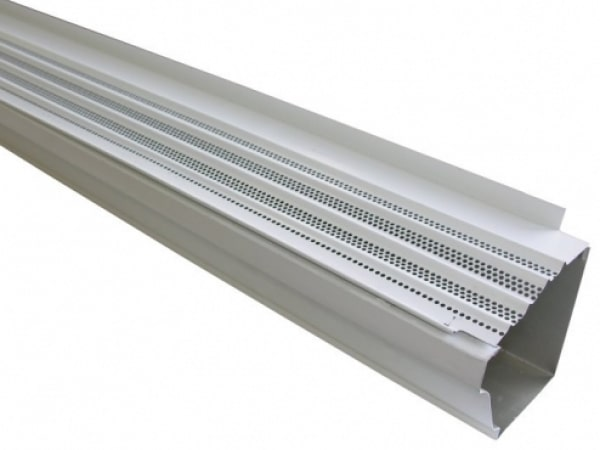 Aluminum Gutter Solution Gutter Guard - Gutters
