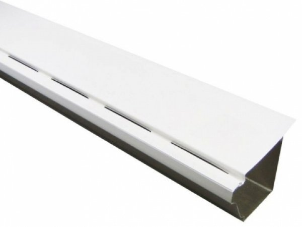 Aluminum Snap In Gutter Guard - Gutters