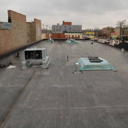 EPDM Rubber Roof Systems 432x432 - Commercial Roofing & Siding