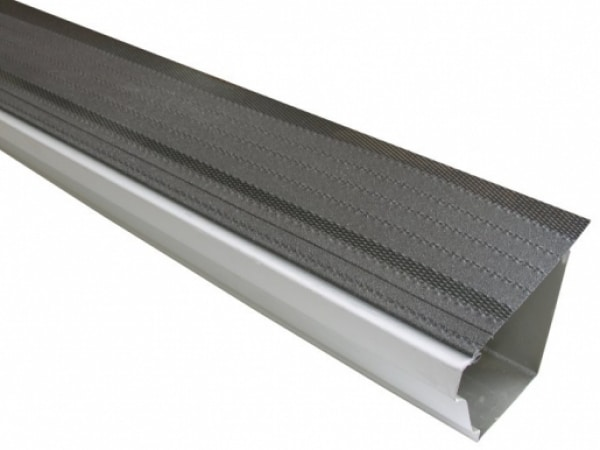 Powder Coated Steel Gutter Guard - Gutters