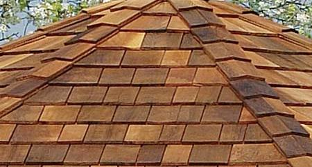 cedar shingle - Shake Roof
