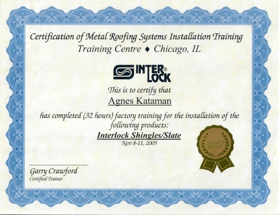 Cerificates Interlock 3 559x432 - About Page - Certificate Gallery