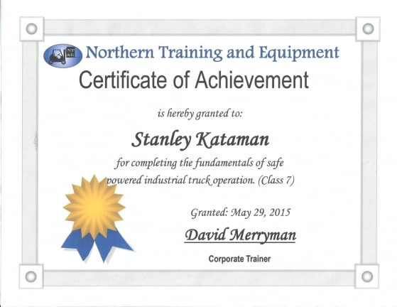 Certificates industrial truck 6 559x432 - About Page - Certificate Gallery