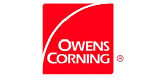vendor26 owens corning logo - Certifications w Logos